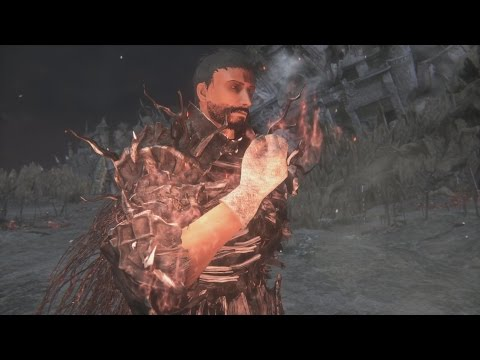 Dark Souls 3 Final Boss Fight and Ending - Link the Fires