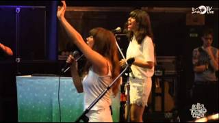 Jenny Lewis - The Next Messiah (Live @ Lollapalooza 2014)