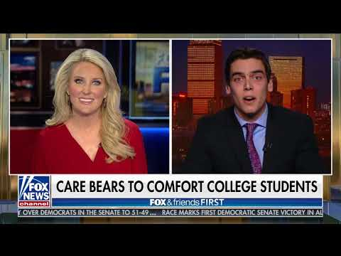 Care Bears On Campus? Brad Polumbo Joins Fox News To Discuss