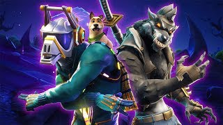 Fortnite Battle Royal - La nouvelle peau Dire est cool