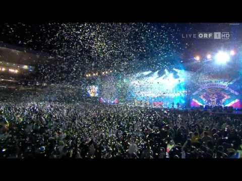 Waka Waka (This Time For Africa) - Shakira - Kick-Off Concert of FIFA World Cup - HD