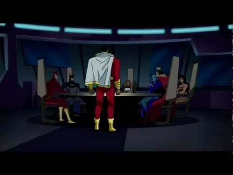 Captain Marvel Speech (Justice League Unlimited)