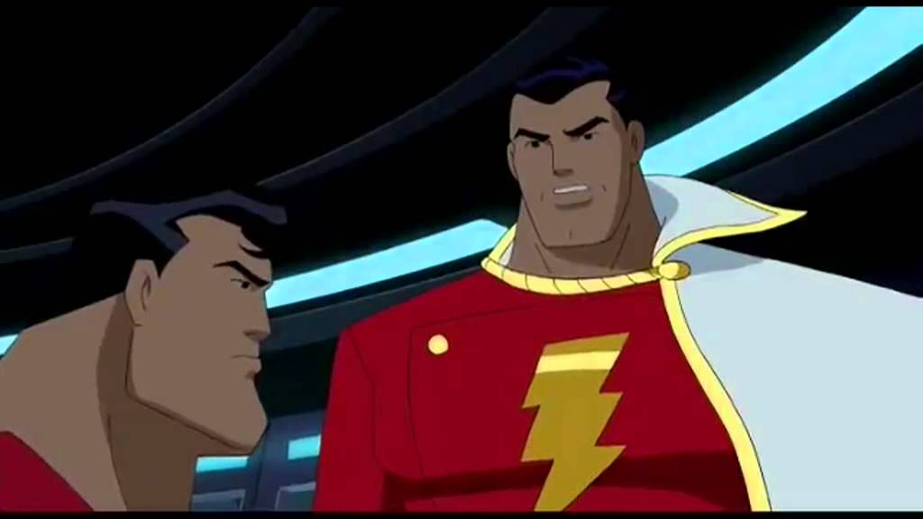 captain marvel on justice league unlimited