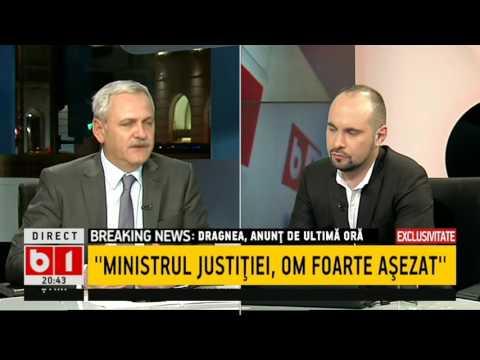 DOSAR POLITICIAN-Liviu Dragnea, despre o posibilă demitere a Laurei Codruța Kovesi