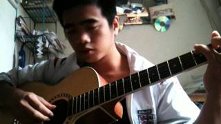 Nhớ mùa thu Hà Nội guitar.MOV