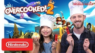 Overcooked! 2 Kitchen Duel: 👨‍🍳 vs. 👩‍🍳 - Nintendo Minute