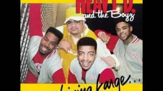 Heavy D & The Boyz - Living Large - Mr. Big Stuff