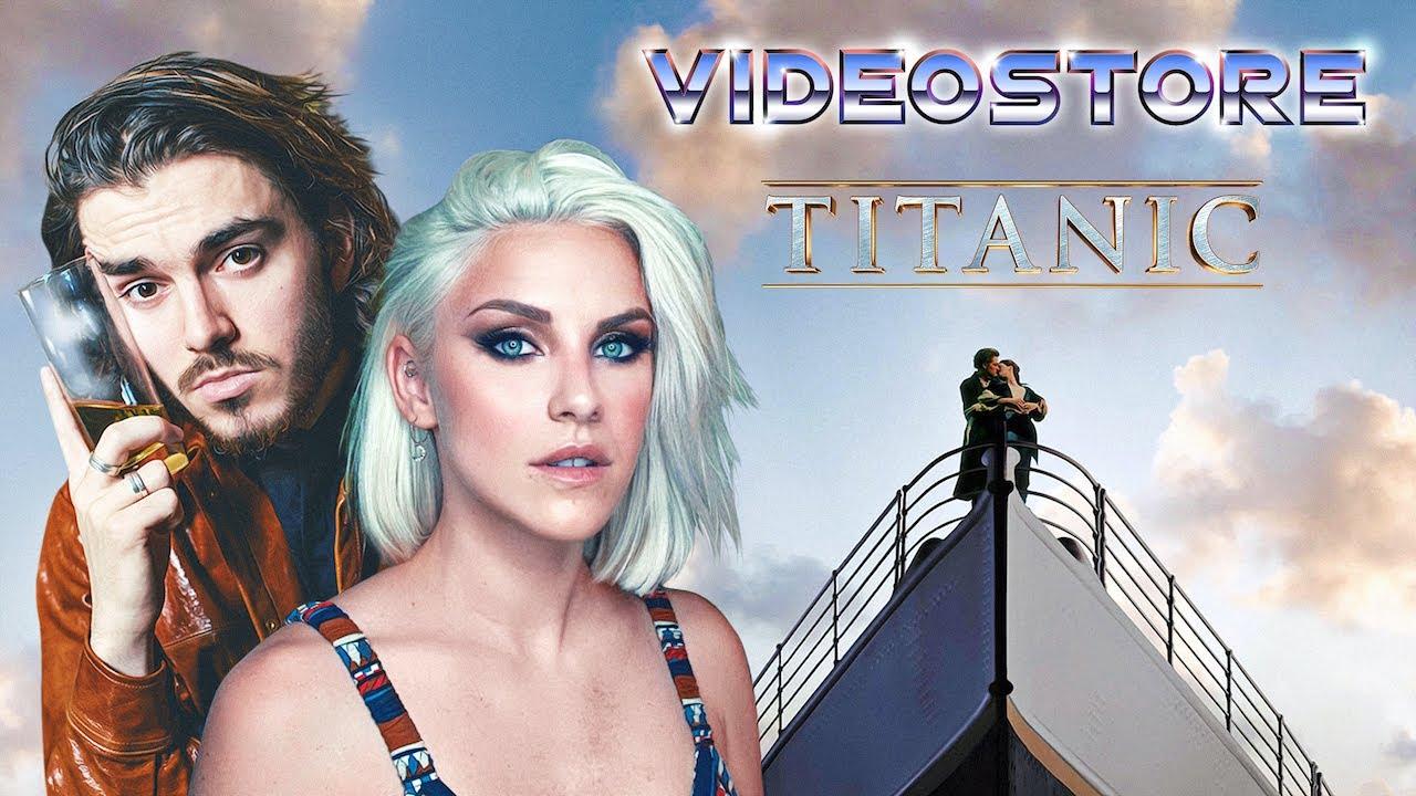 Titanic ( feat. PANAYOTIS PASCOT et EMY LTR ) - Videostore