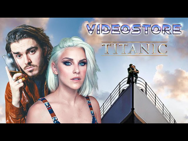 Titanic ( feat. PANAYOTIS PASCOT et EMY LTR ) - Videostore - Tales From The Click