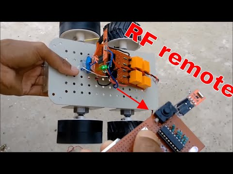 how-to-make-wireless-remote-for-rc-car-at-home-diy