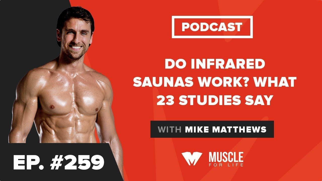 Do Infrared Saunas Work? What 23 Studies Say