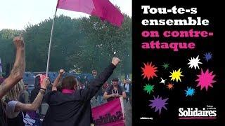 Contre la loi travail XXL le 21 septembre 2017 à Lille