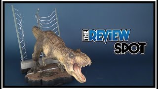 Collectible Spot | Chronicle Collectibles Jurassic Park Breakout T-Rex Statue