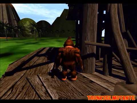 donkey kong 64 beta