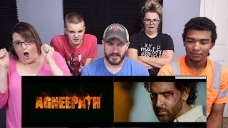 Agneepath - OFFICIAL Trailer REACTION! | Hrithik Roshan | Priyanka Chopra |  Sanjay Dutt