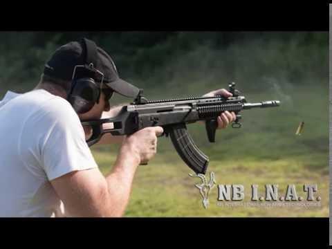 NB INAT - Jurišna puška B15