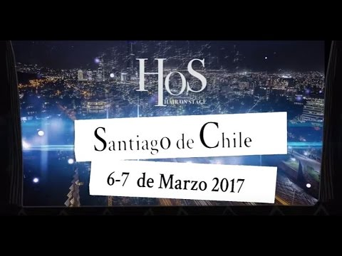 Davines Hair on Stage SANTIAGO DE CHILE 2017