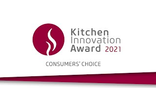 Kitchen Innovation Award 2021 - Liveshow