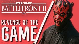 Star Wars Battlefront 2 Has Turned Into An ENTIRELY Different Game