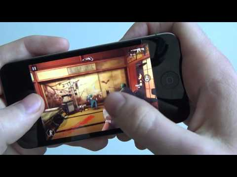 iPhone 4S iOS 9.2.1 gaming test (2017)