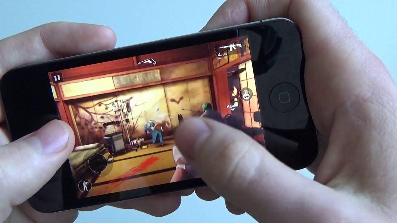 лучшие игры на iphone 4s