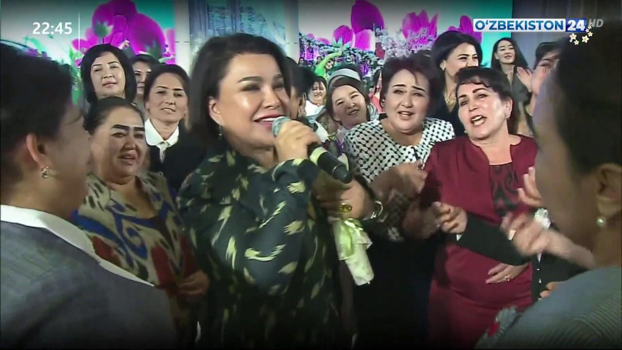 YULDUZ USMONOVA- DUNYOSAN AYOL(2020)