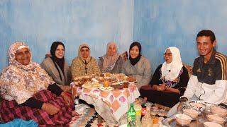 متعرفو الخير فين كاين😍 فطور يوم 13 رمضان مع لالة مليكة أم صلاح