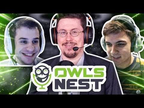 OWL'S NEST - Jake Talks Stage 2 Meta, FCTFCTN Flies Into the Nest! (S1E3)