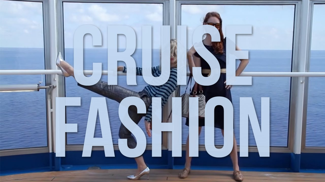 937621bd6661 What to Wear on Your Cruise - YouTube