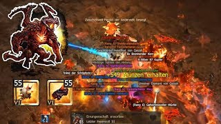 🎮 Drakensang Online 🎮 Herold inf 3 - getting hammer and gloves rank 6 [MUSIC]