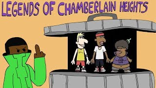 Legends of Chamberlain Heights Is Trash