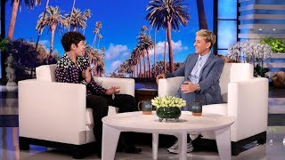 Actor Noah Jupe Jogs Ellen's Memory of Their First Interaction