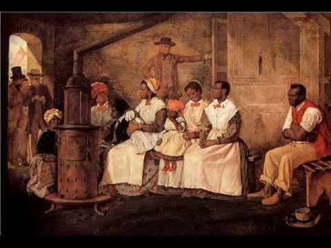 Early African American spiritual gospel choir