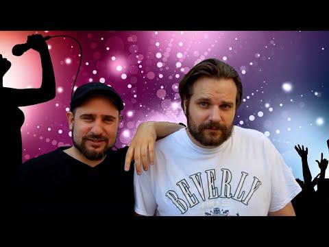 Gronkh und SgtRumpel singen Karaoke im Livestream