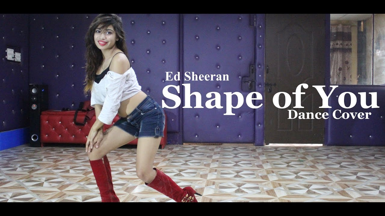 Shape Of You Cover