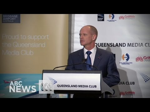 Queensland election 2015: Campbell Newman's opening statement