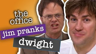 The Office: Jim Classically Conditions Dwight thumbnail