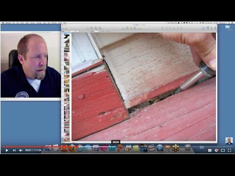 Finding Defects in a Home Inspection #3