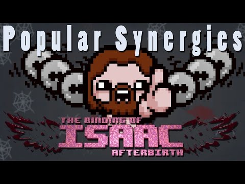 The Binding of Isaac Afterbirth | Infinite Diplopia | Popular Synegies!