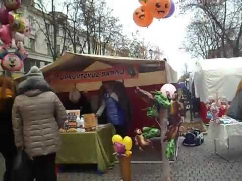 Ярмарка выходного дня в Пскове 15.10