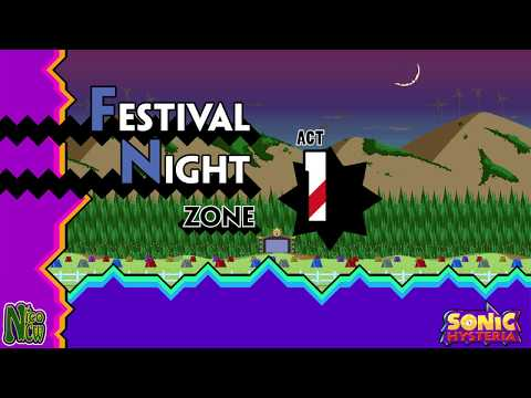 Festival Night Act 1 - Sonic Hysteria
