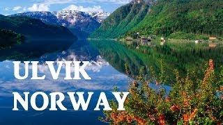 The village of Ulvik NORWAY (Where on Earth is Rinell?)