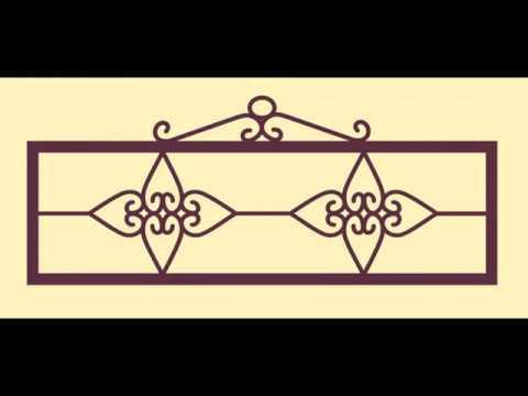 Ритуальные ограды из металла оптом