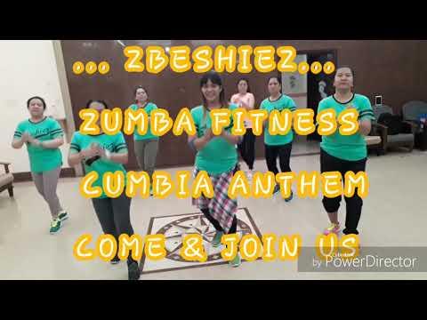 Cumbia Anthem / Zumba Fitness ZIN 60 / ZBESHIEZ