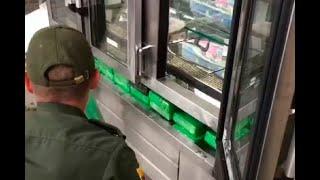 Cae cargamento de cocaína que estaba oculto en electrodomésticos | Noticias Caracol