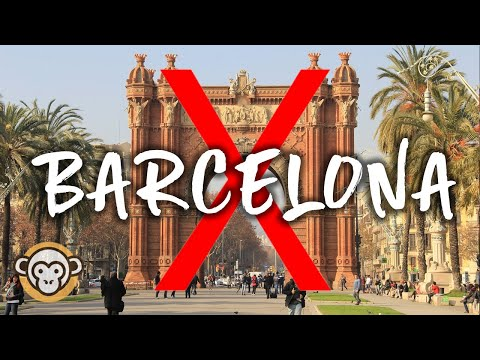 11 Things NOT to do in Barcelona - MUST SEE BEFORE YOU GO!