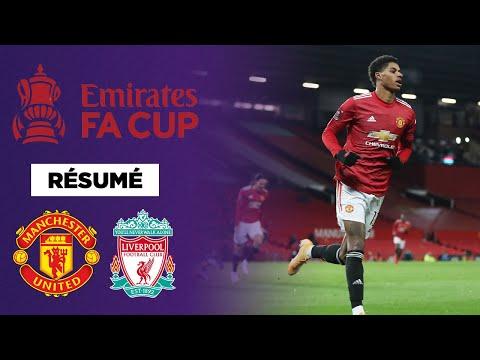 Résumé : Manchester United avec la manière face à Liverpool