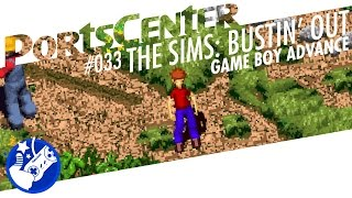 """""""The Sims: Bustin"""