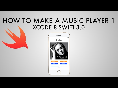 How To Make A Music Player In Xcode 8 Swift 30  Part 12