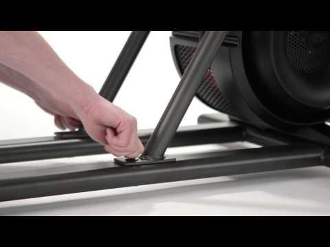 Bowflex Max Trainer M3 Assembly Video